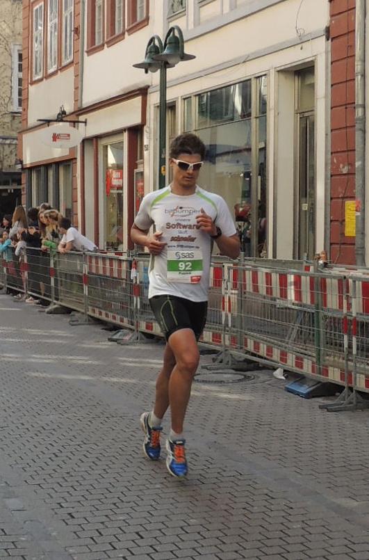 DSCN4055 Halbmarathon Heidelberg Patrick