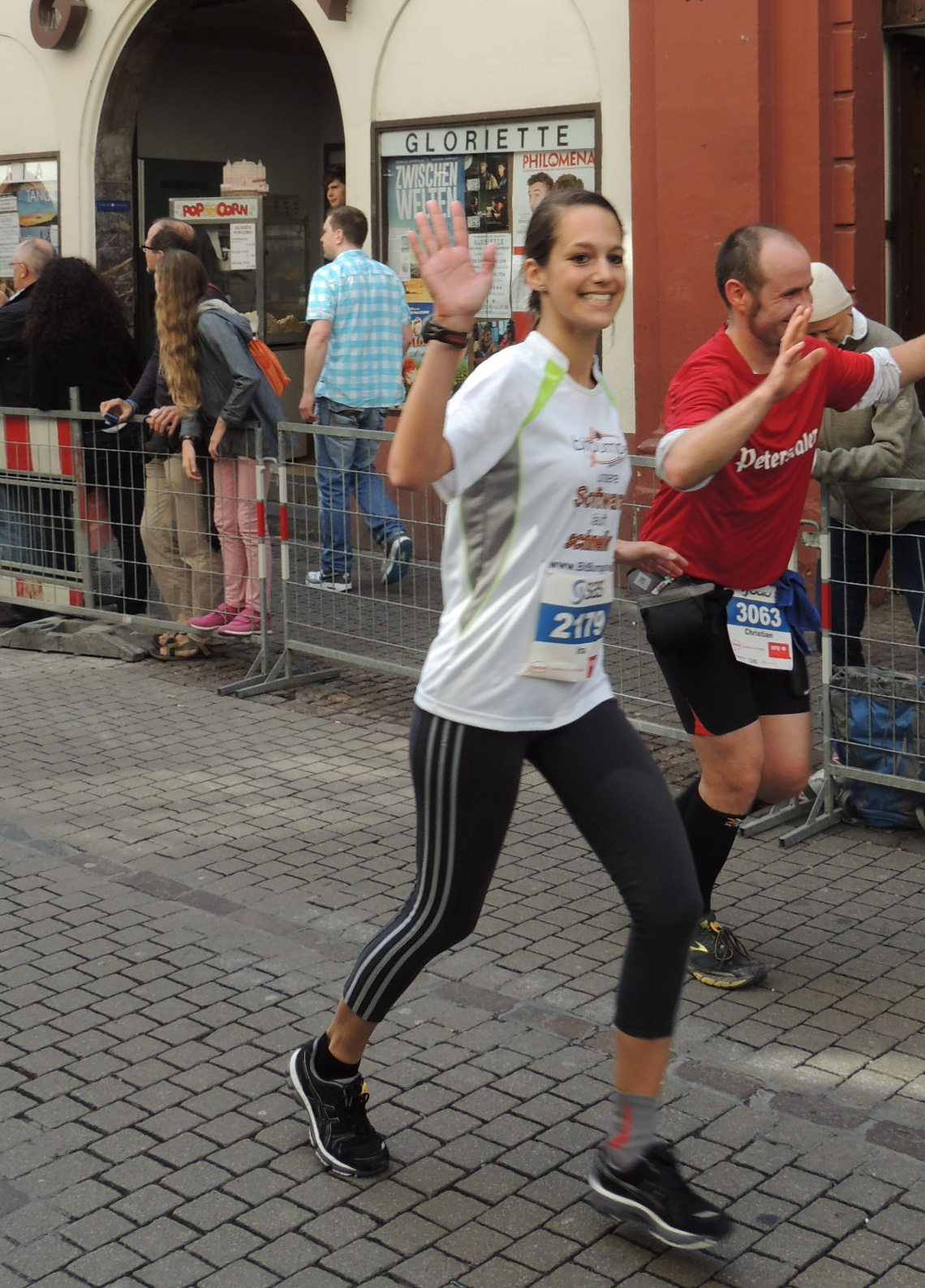 DSCN4070 Halbmarathon Heidelberg Ira