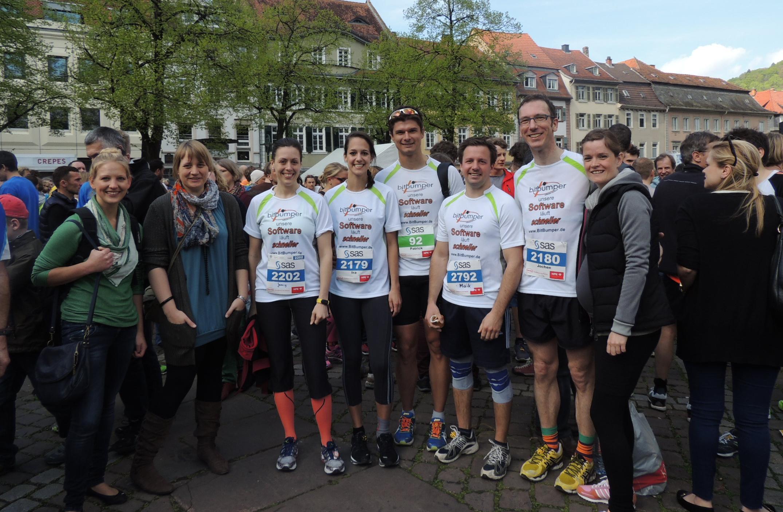 DSCN4074 Heidelberg Halbmarathon Finisher