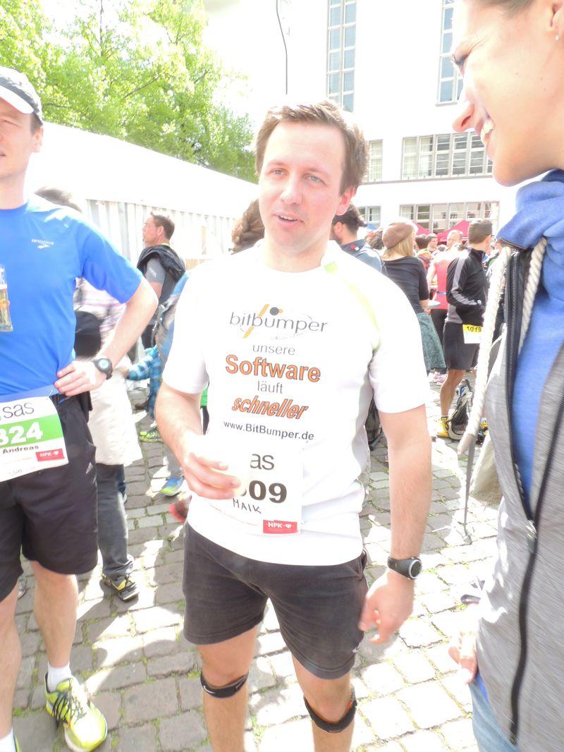 Halbmaration Heidelberg Maik