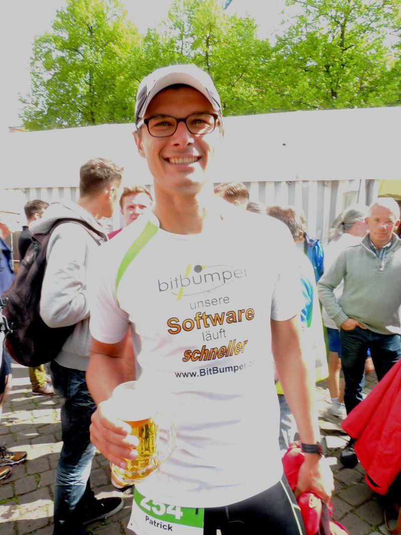 Halbmaration Heidelberg Patrick