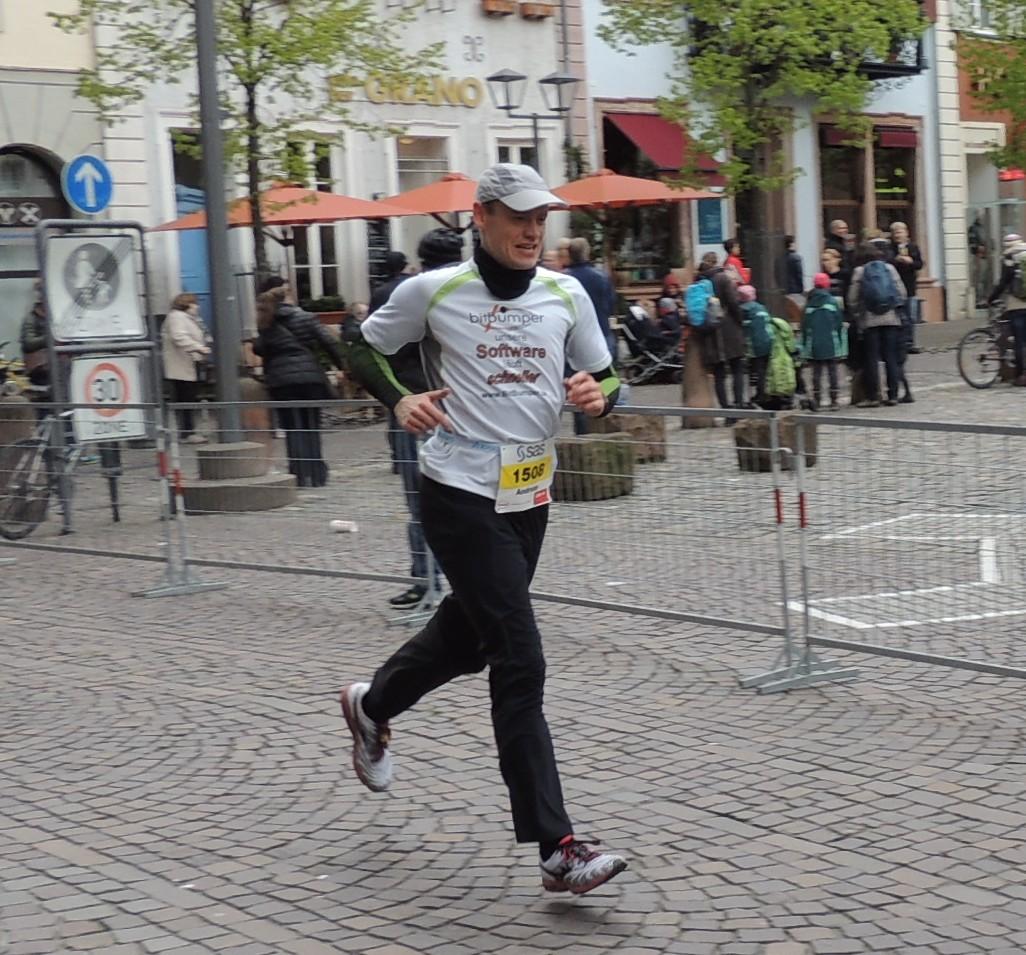 Halbmaration Heidelberg