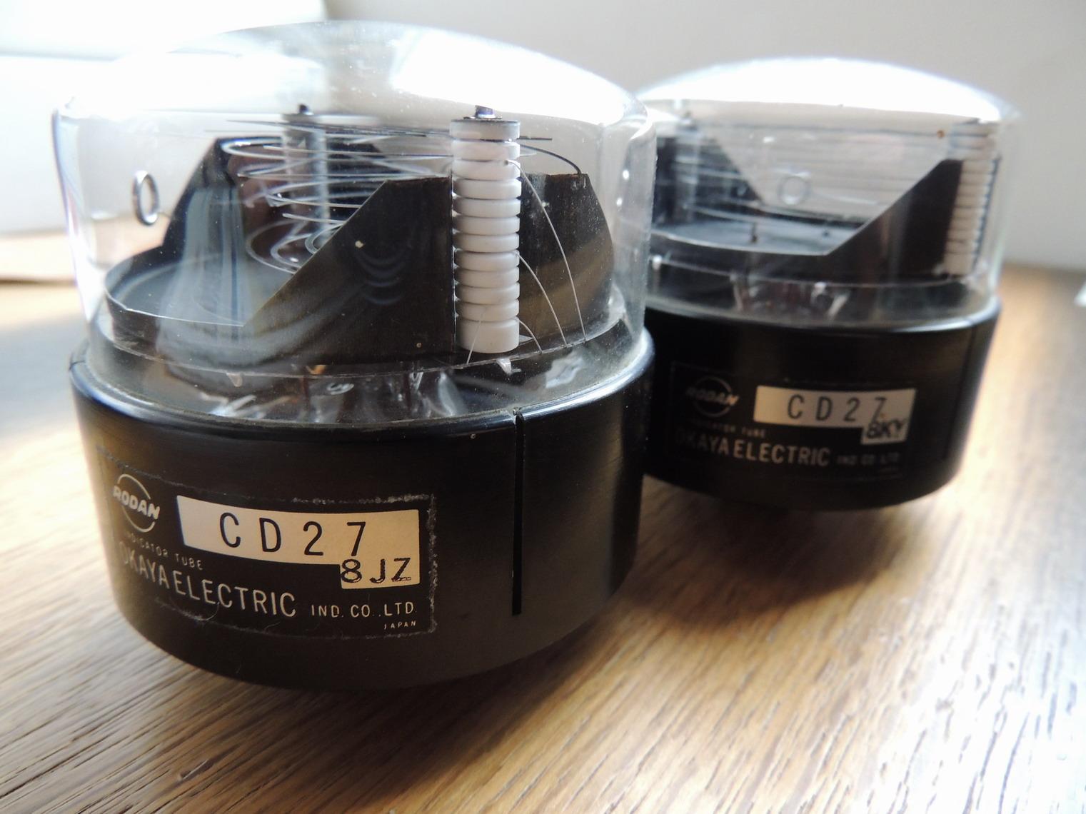 Rodan Nixie tube CD27